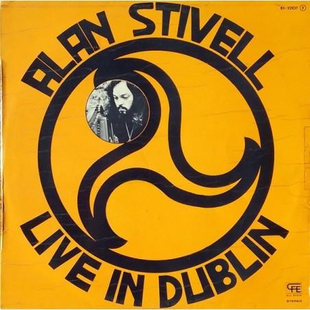 ALAN STIVELL - Live In Dublin LP (Original)