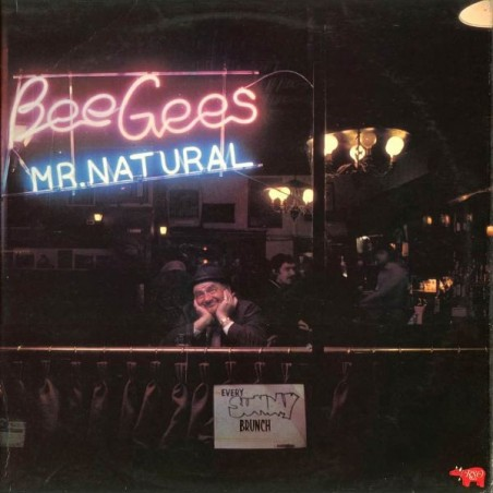 BEE GEES - Mr. Natural LP (Original)