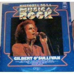 GILBERT O'SULLIVAN - Historia De La Música Rock LP