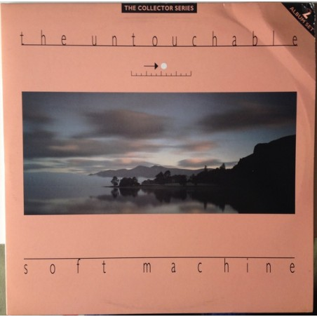 SOFT MACHINE - The Untouchable LP (Original)