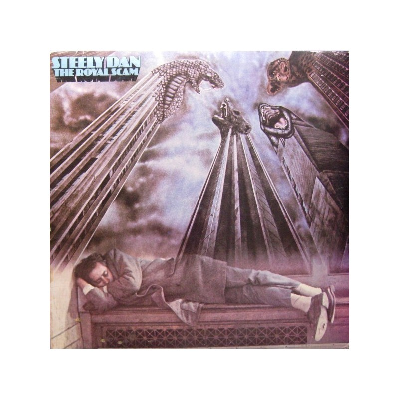 STEELY DAN - The Royal Scam CD