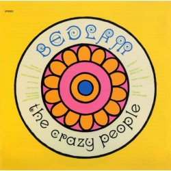 BEDLAM - The Crazy People CD