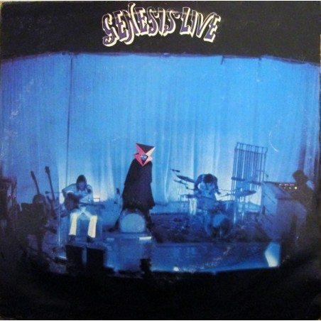GENESIS - Live LP