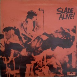  SLADE - Alive LP