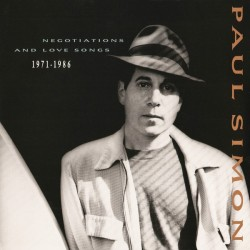 PAUL SIMON - Negotiations And Love Songs 1971-1986 LP