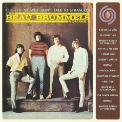 THE BEAU BRUMMELS - Introducing CD