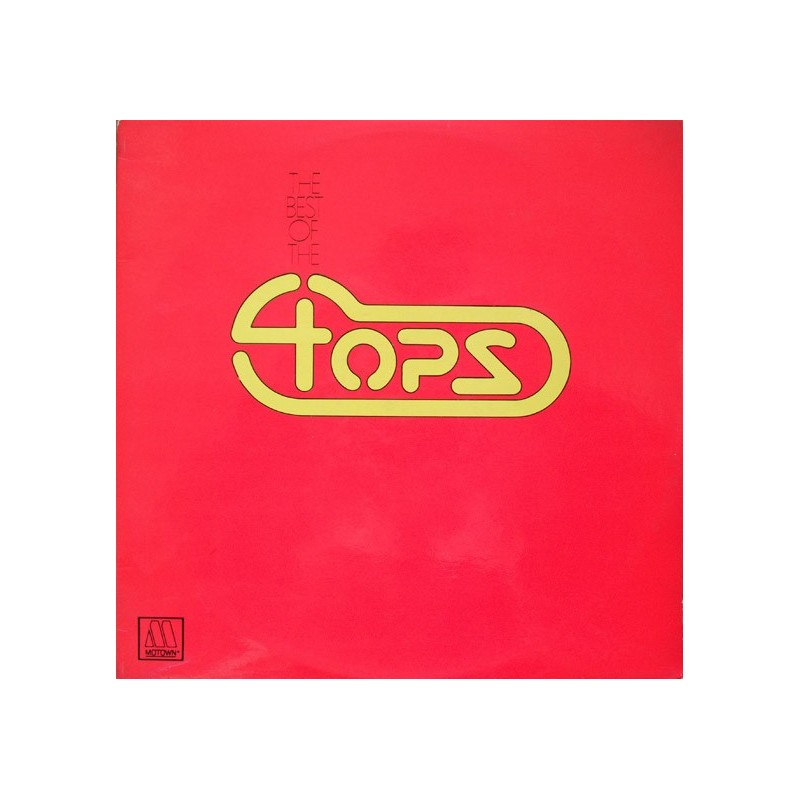 FOUR TOPS - The Best Of LP