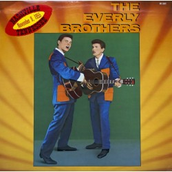 "EVERLY BROTHERS - Nashville Tennessee, November 9, 1955 12"" EP"