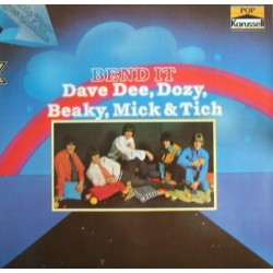 DAVE, DEE, DOZY, BEAKY, MICK & TICH - Bend It LP (Original)