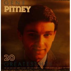 GENE PITNEY - 20 Greatest Hits LP (Original)
