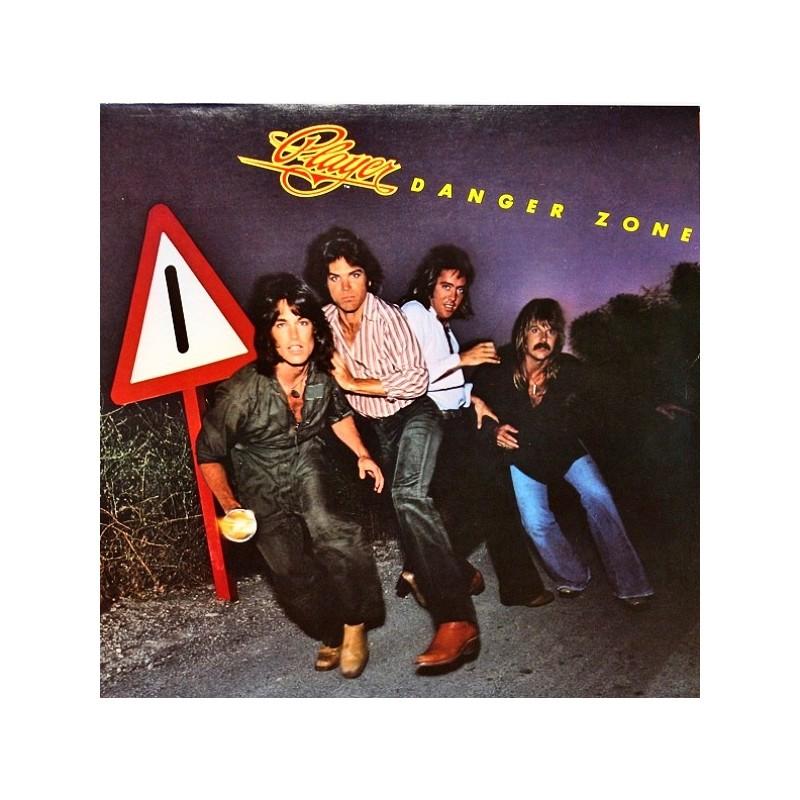 PLAYER - Danger Zone LP