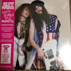 REDD KROSS - Teen Babes From Monsanto LP
