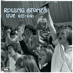 ROLLING STONES - Live 65-66 LP