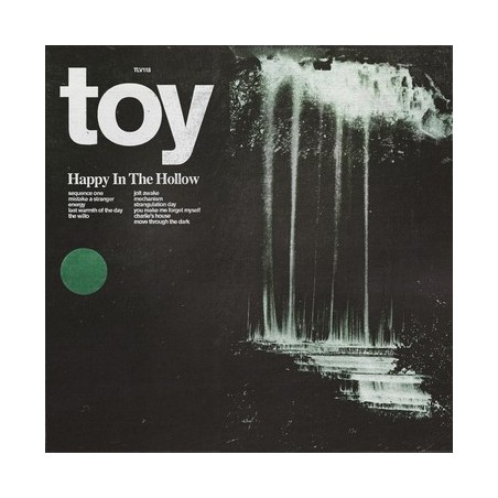 TOY - Happy In The Hollow CD