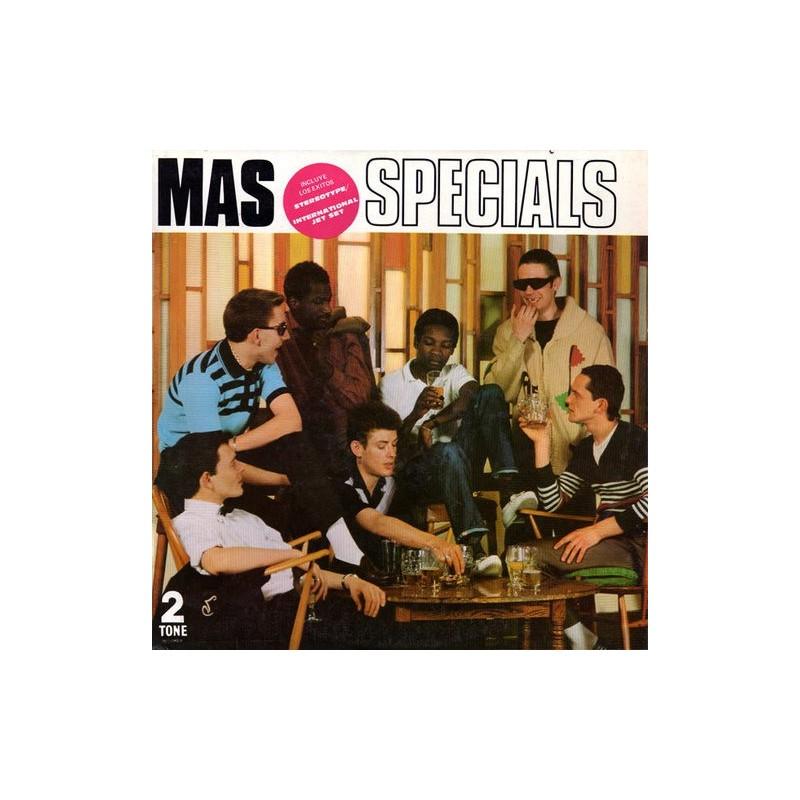 SPECIALS - More Specials LP