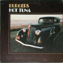 HOT TUNA - Burguers LP