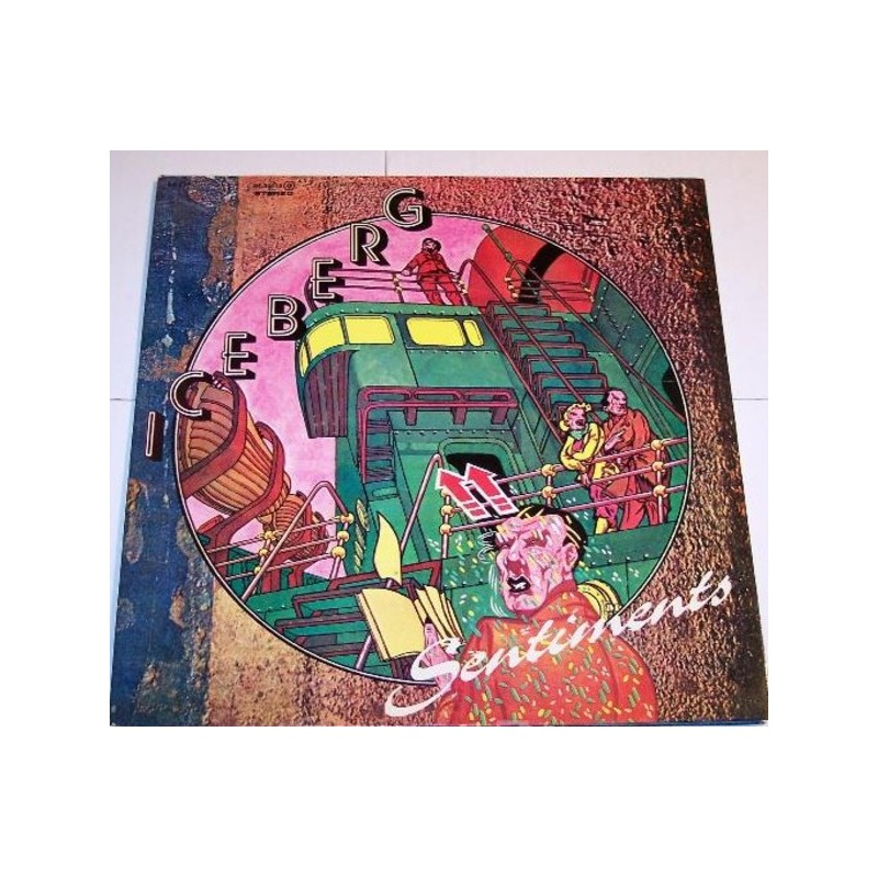 ICEBERG - Sentiments LP