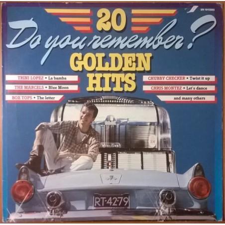 VARIOS - Do You Remember? 20 Golden Hits LP