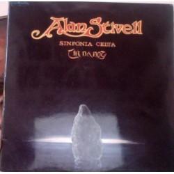 ALAN STIVELL -Sinfonía Celta - Tir Na Nog LP (Original)