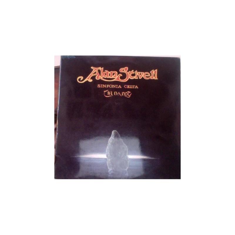 ALAN STIVELL - Sinfonía Celta - Tir Na Nog LP