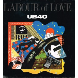 UB40 - Labour Of Love  LP (Original)