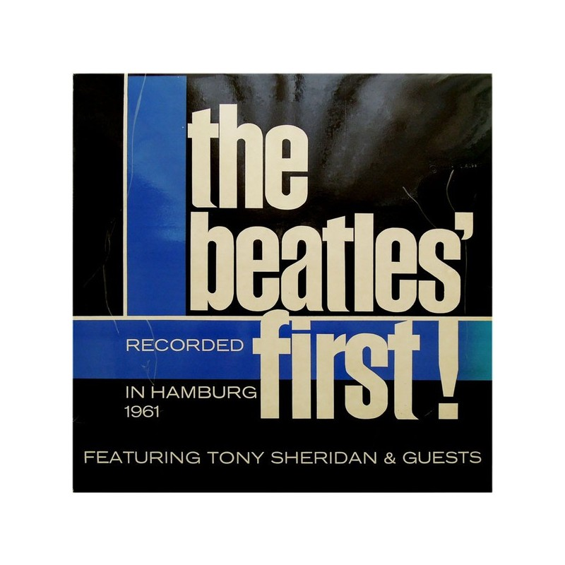 THE BEATLES - The Beatles' First LP