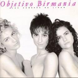 OBJETIVO BIRMANIA - Los Hombres No Ligan LP (Original)