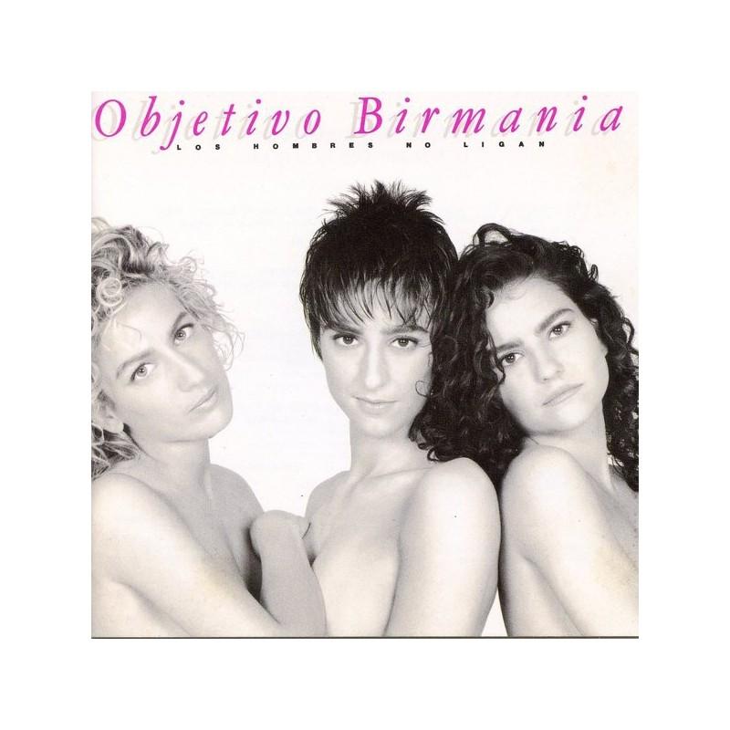 OBJETIVO BIRMANIA - Los Hombres No Ligan LP