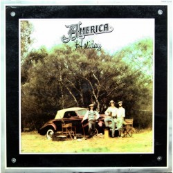 AMERICA - Holiday  LP