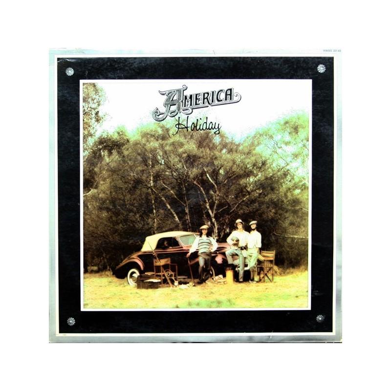 AMERICA - Holiday  LP