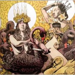 BARONESS - Yellow & Green LP