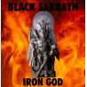 BLACK SABBATH - Iron God LP