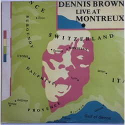 DENNIS BROWN - Live At Montreaux LP