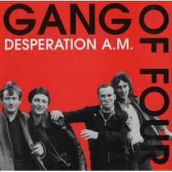 GANG OF FOUR - Desperation A.M. LP