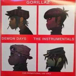 GORILLAZ - Demon Days, The Instrumentals LP