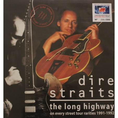 DIRE STRAITS - The Long Highway (On Every Street Tour Rarities 1991-1992) LP