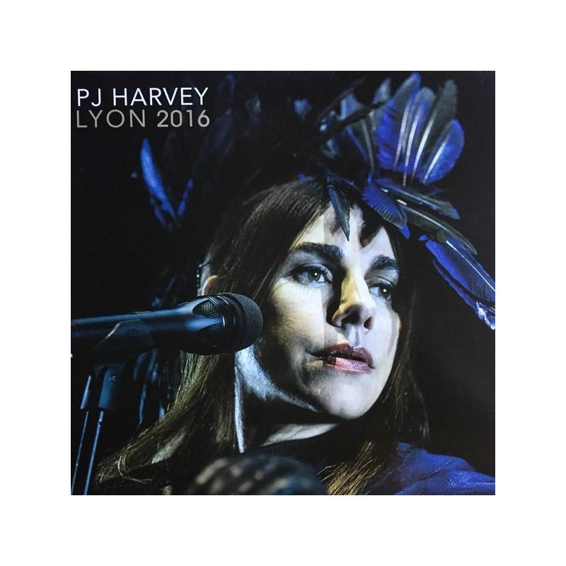 P.J. HARVEY - Lyon 2016 LP