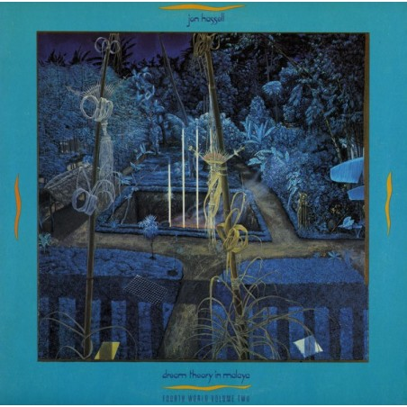 JON HASSELL - Dream Theory In Malaya LP