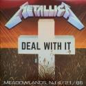 METALLICA – Deal With It LP