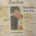 TOM WAITS - Heartattack And Vine LP