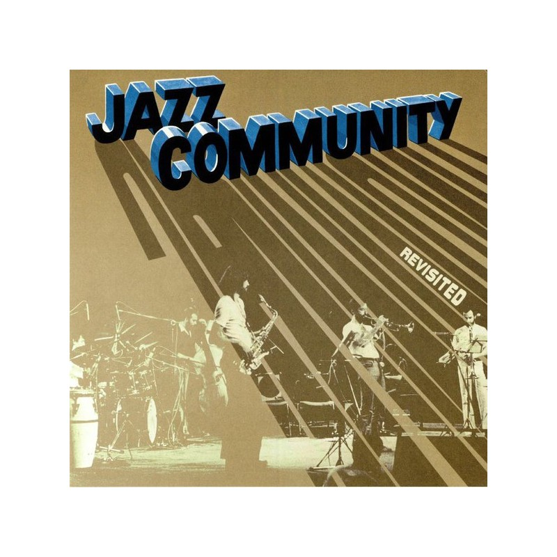 JAZZ COMMUNITY - Revisited LP