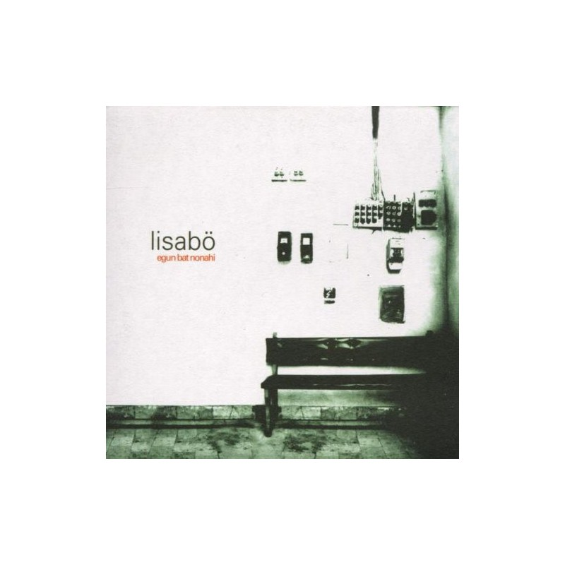 "LISABÖ - Egun Bat Nonahi 10"" EP"