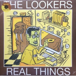 THE LOOKERS - Real Things LP