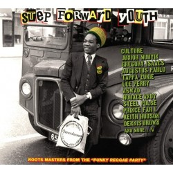 "VARIOS - Step Forward Youth (Roots Masters From The ""Punky Reggae Party"") LP"