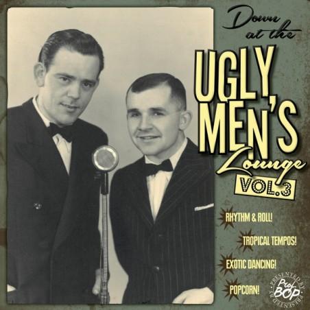 VARIOS - Down At The Ugly Men's Lounge Vol. 3 LP