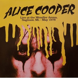 ALICE COOPER - Live At The Wendler Arena 1978 LP