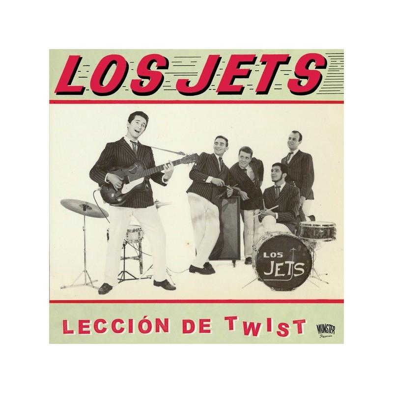 LOS JETS - Lección De Twist LP+CD