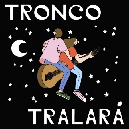 TRONCO - Tralara LP+COMIC