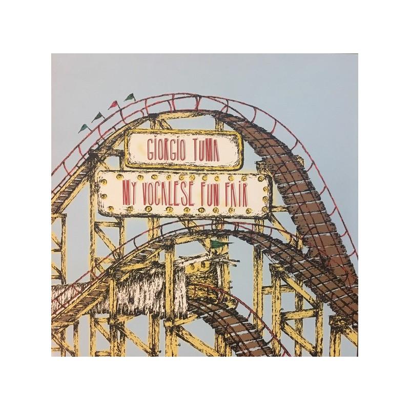 GIORGIO TUMA - My Vocalese Fun Fair LP