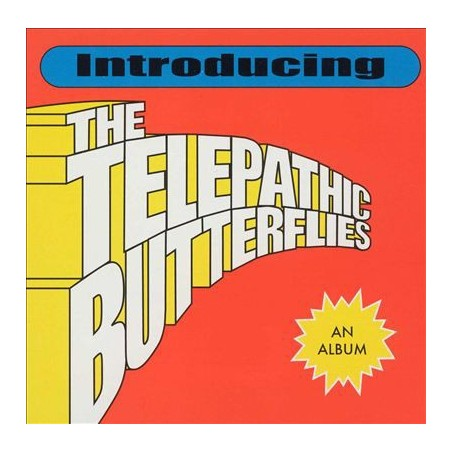 TELEPATHIC BUTTERFLIES - Introducing CD